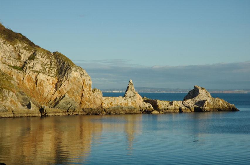 Anstey S Cove Devon Guide
