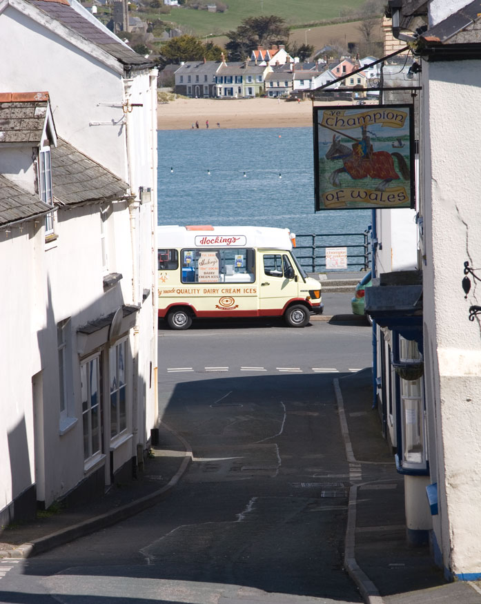 Cockles North Devon Beaches