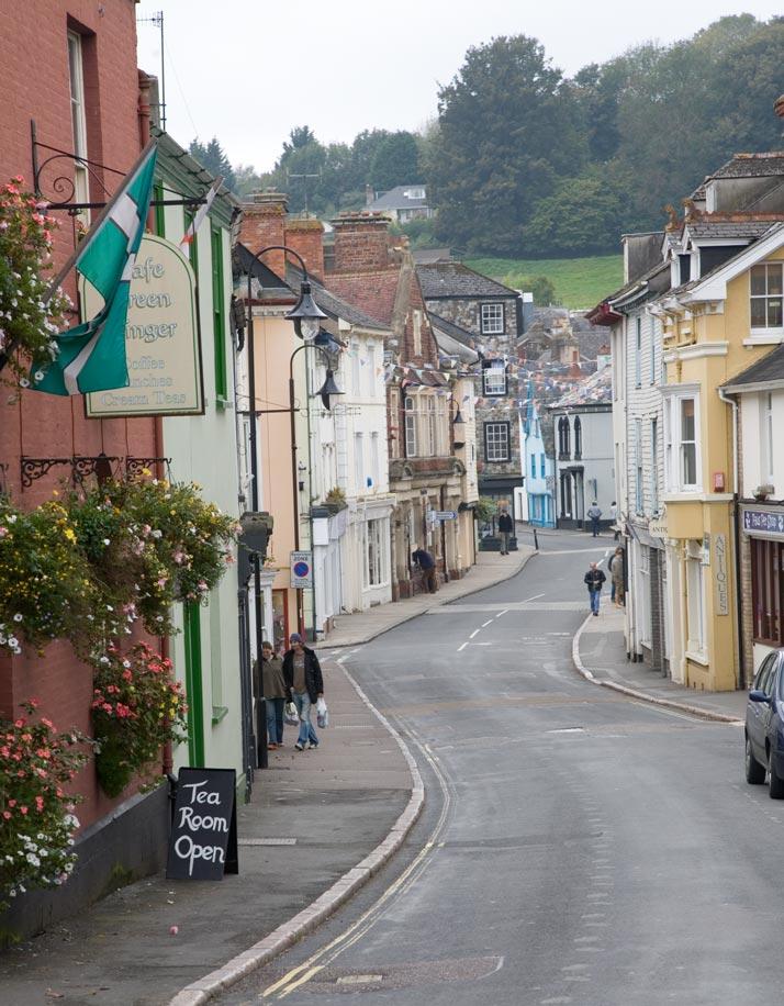 Ashburton Devon Guide