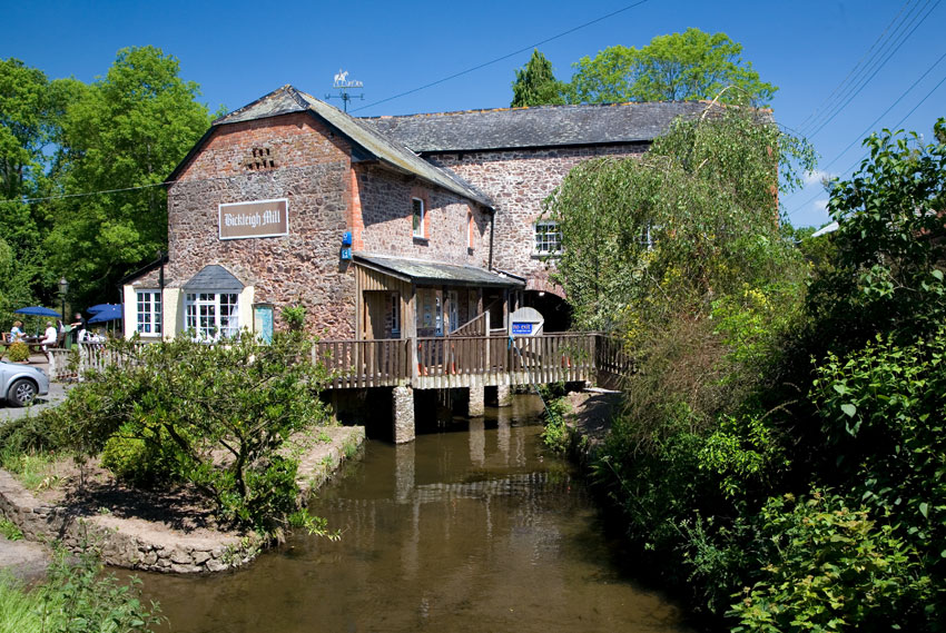 Bickleigh Mill Devon Guide