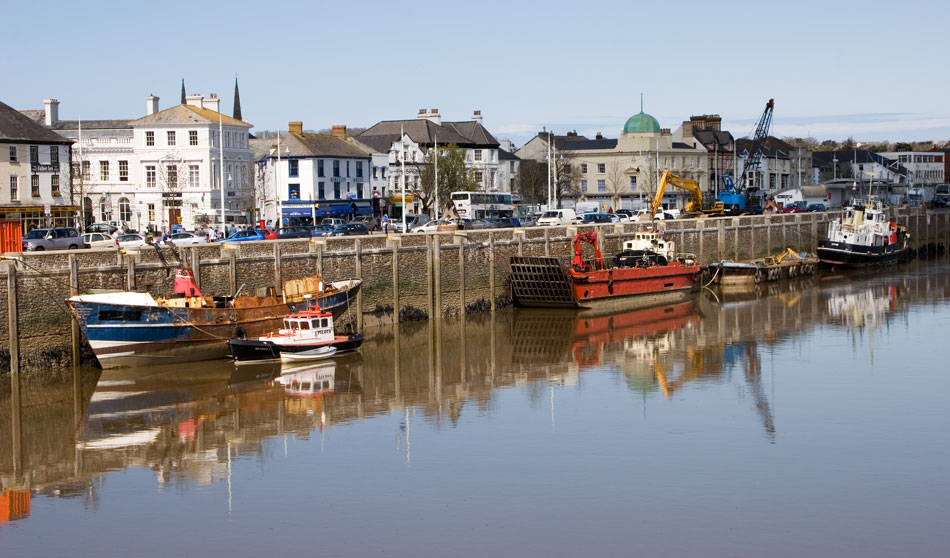 Bideford Quay Devon Guide