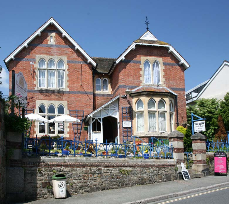 Tea Rooms Bovey Tracey