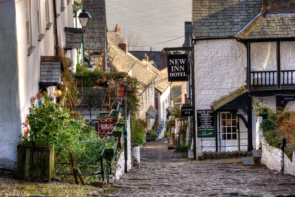 Clovelly Devon Guide