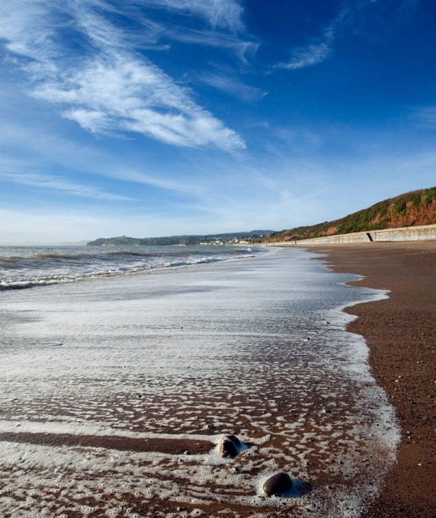 Dawlish Beach Devon Guide