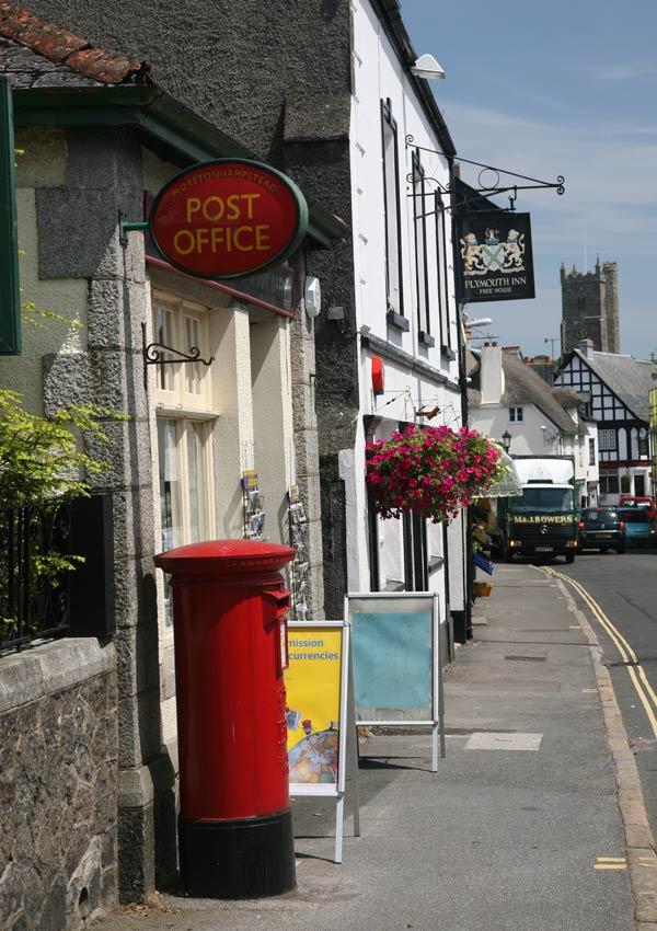 Archetypal English Town
