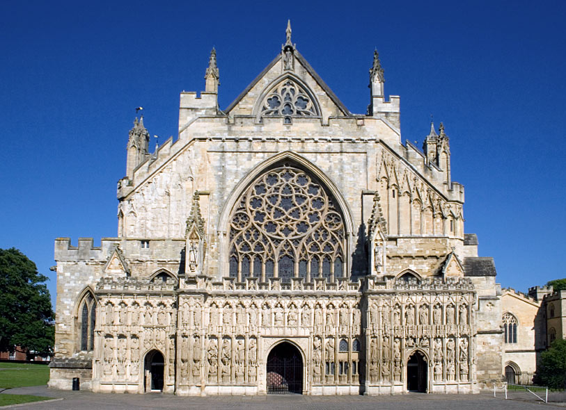 Exeter Cathedral | Devon Guide