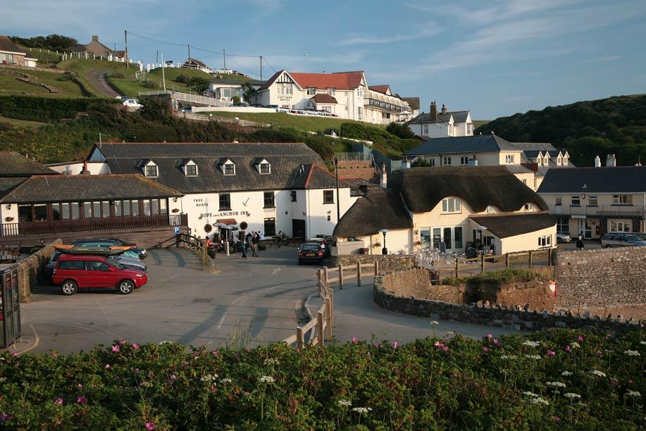 Hope Cove Devon Guide