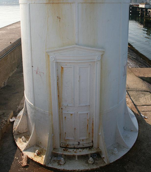 Brixham Lighthouse Door & Brixham Lighthouse Door | Devon Guide Pezcame.Com