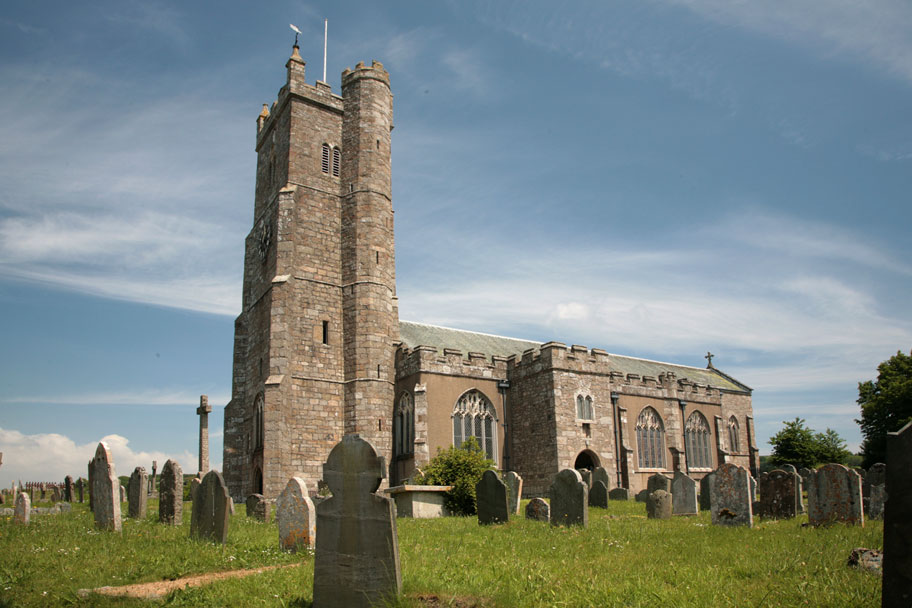 Moretonhampstead Church