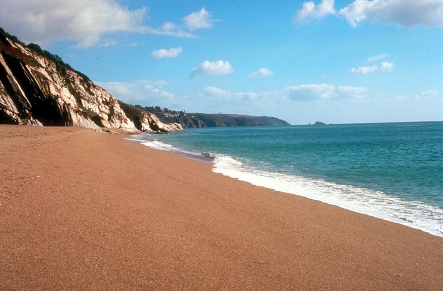 Slapton Sands Nudist Beach