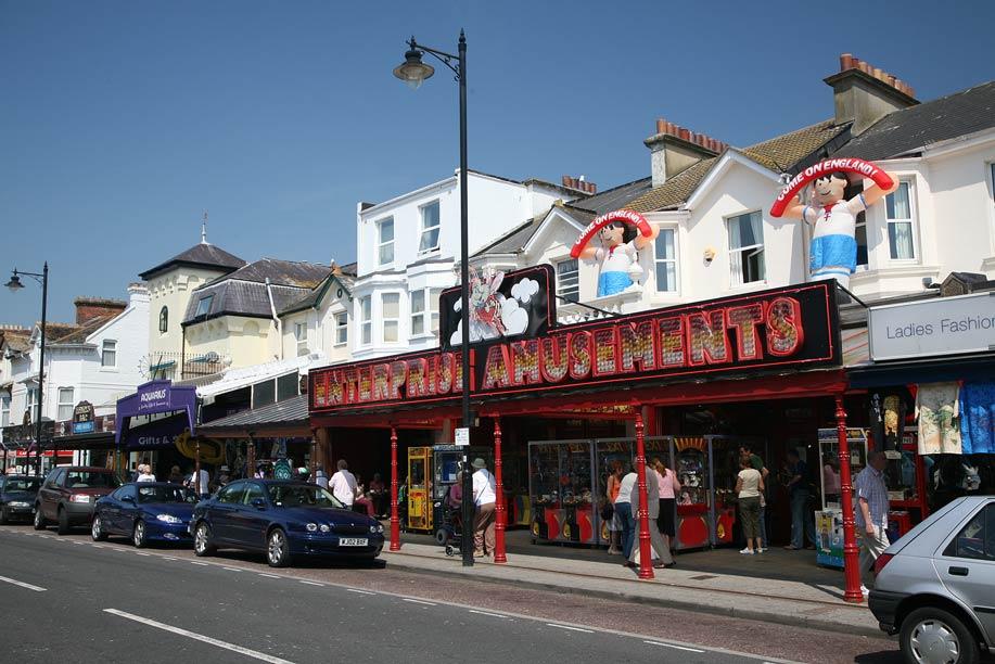 Torbay Road Amusements Devon Guide