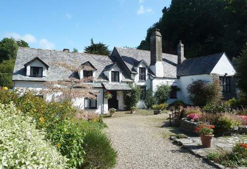 Chambercombe Manor - Ilfracombe