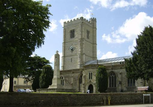 Axminster Parish Church