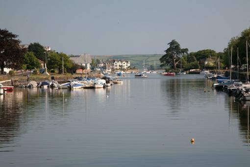 Estuary at Kingsbridge