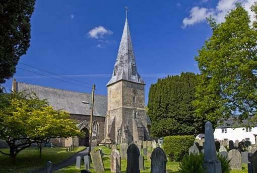 Braunton church - St Brannock