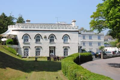 Hotels In Sidmouth Places To Stay Devon Guide