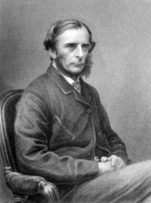 Charles Kingsley, author