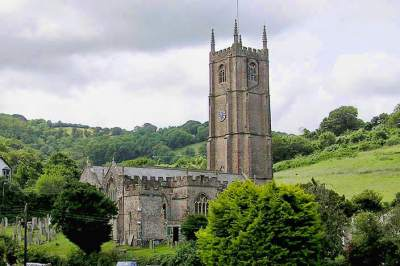 St Peter ad Vincula church, Combe Martin
