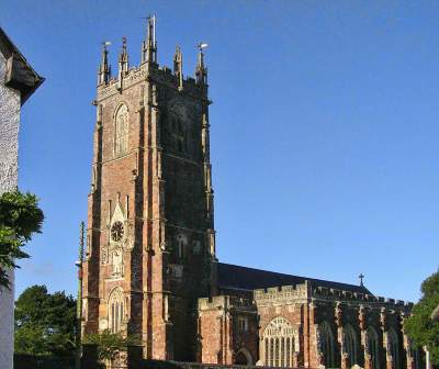 St Andrew's church - Cullompton