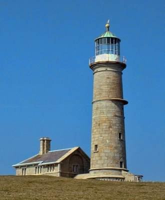 Lundy - Old Lighthouse