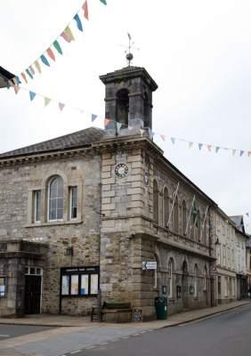 Ashburton Town Hall