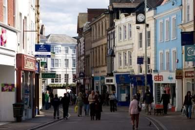 Barnstaple High Street