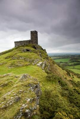 Brentor and St Michael's chapel
