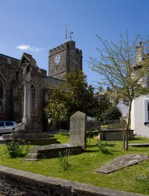 St Mary's church, Bideford