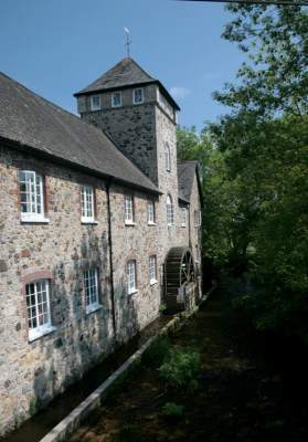 Bovey Tracey craft centre