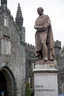 Francis - Duke of Bedford statue