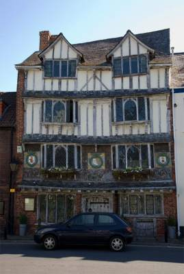 Tudor House - Exeter