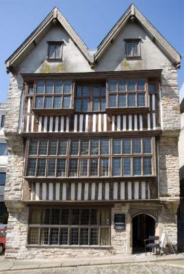 Merchant's House, Plymouth