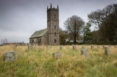 Princetown convict's graves