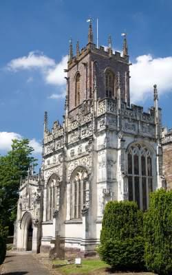 St Peter's Church - Tiverton