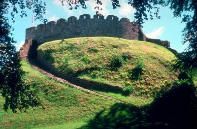 Totnes Castles