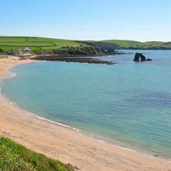 South Milton Sands beach - Devon