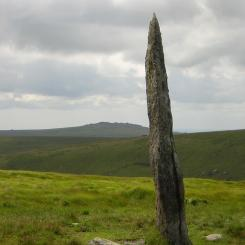Beardown Man - Dartmoor