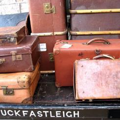 Buckfastleigh Steam Railway - Luggage