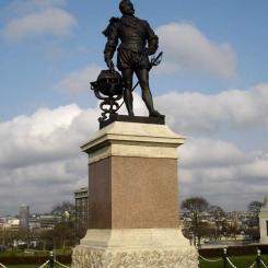 Sir Francis Drake Statue - Plymouth