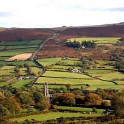 Widecombe-in-the-Moor - Dartmoor