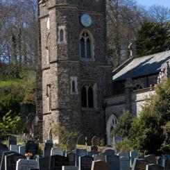 Appledore Church Tower