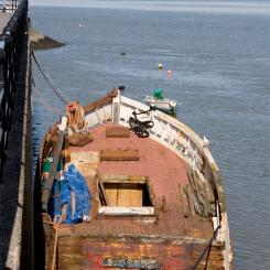 Old Boat - Appledore