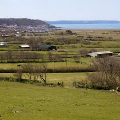 View to Westward Ho! and Beyond