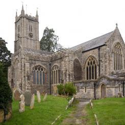 Ashburton Church