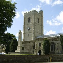 Axminster Parish Church