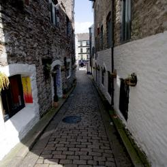 Barbican Alleyway - Plymouth