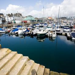Plymouth Barbican Harbour