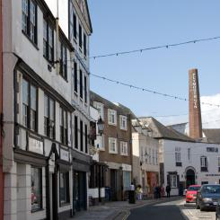 Southside Street - The Barbican - Plymouth