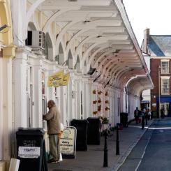 Butcher's Row - Barnstaple