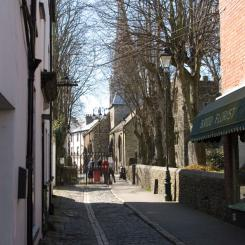 Paternoster Row - Barnstaple